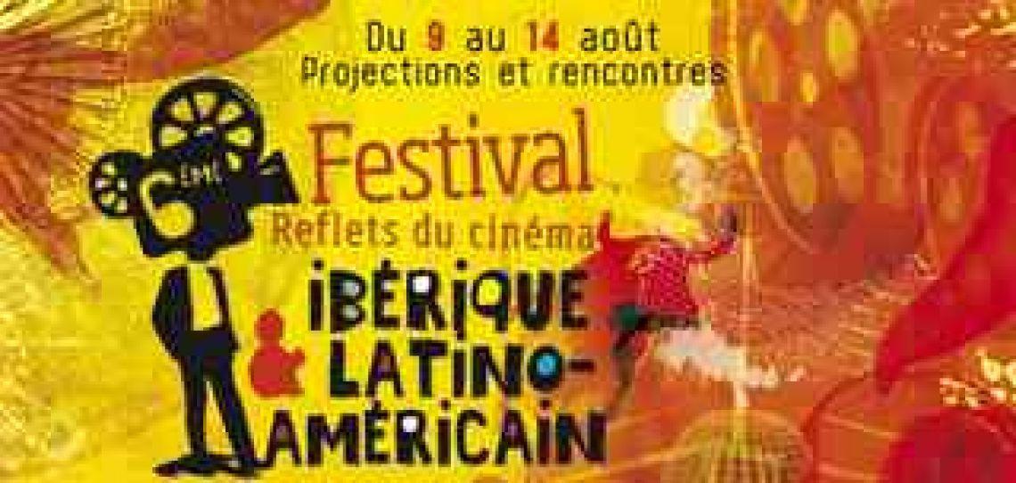 6e festival reflets du cin ma ib rique latino am ricain. Black Bedroom Furniture Sets. Home Design Ideas